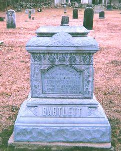 Gravestone for Emma P. Howard